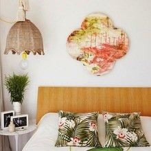 Фото из портфолио Тропические мотивы – фотографии дизайна интерьеров на INMYROOM
