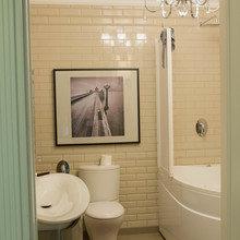 Фото из портфолио Две ванные комнаты – фотографии дизайна интерьеров на INMYROOM