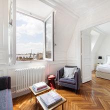 Фото из портфолио Великолепная квартира в Париже – фотографии дизайна интерьеров на InMyRoom.ru