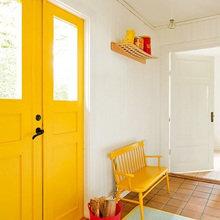 Фотография: Прихожая в стиле Скандинавский, Декор интерьера, Дизайн интерьера, Цвет в интерьере, Dulux, ColourFutures – фото на InMyRoom.ru