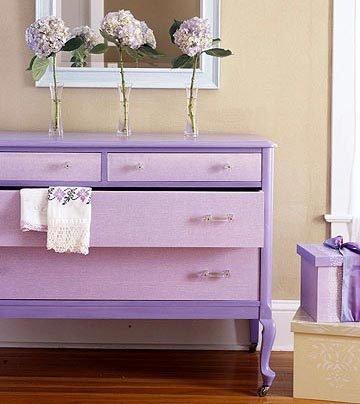 Фотография: Мебель и свет в стиле Прованс и Кантри, Детская, Интерьер комнат – фото на InMyRoom.ru