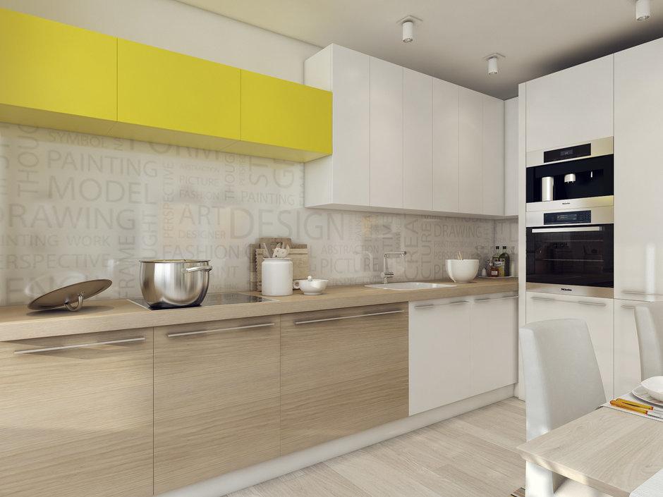 Фотография: Кухня и столовая в стиле Современный, Эко, Квартира, Дома и квартиры, IKEA, Проект недели – фото на InMyRoom.ru