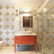 Фото из портфолио Санузел в эклектичном стиле – фотографии дизайна интерьеров на InMyRoom.ru