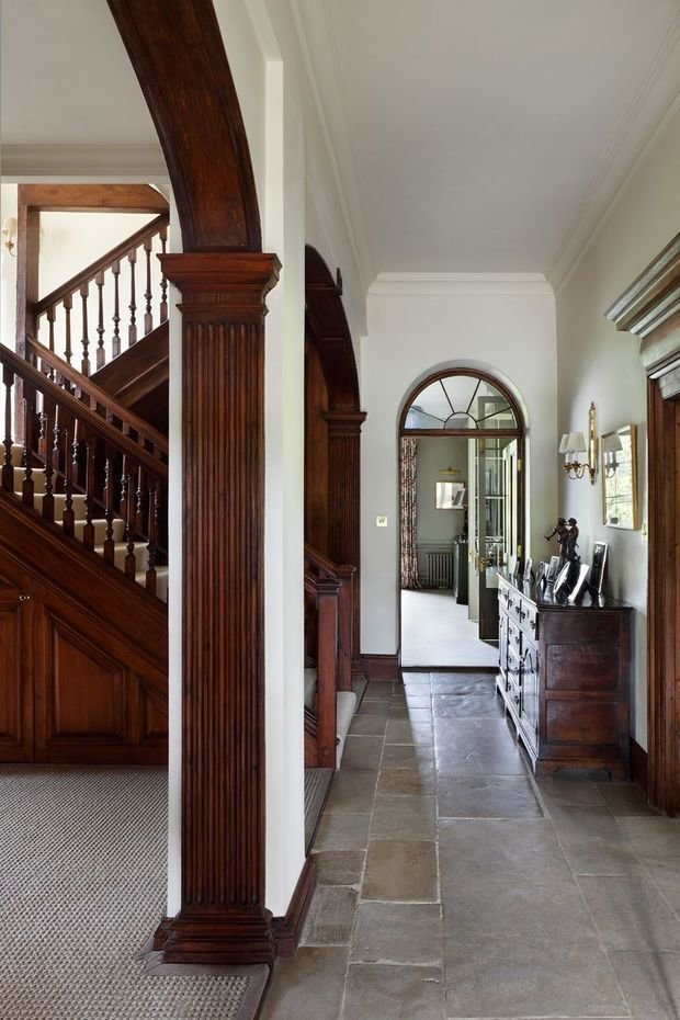 Фотография: Прихожая в стиле Прованс и Кантри, Декор интерьера, Дом, Великобритания – фото на INMYROOM