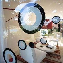 Фотография: Гостиная в стиле Современный, Дома и квартиры, Городские места, Отель, Бразилия – фото на InMyRoom.ru