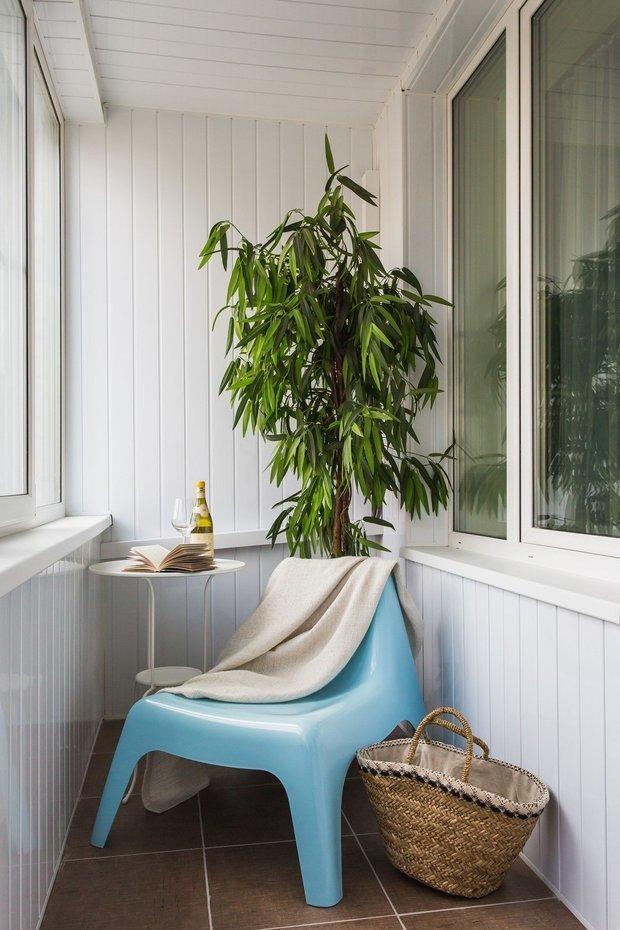 Фотография: Балкон в стиле Скандинавский, Декор интерьера, Советы, Анна Ковальченко – фото на InMyRoom.ru