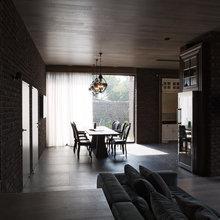 Фото из портфолио Элитный дом в Ростовской области – фотографии дизайна интерьеров на INMYROOM