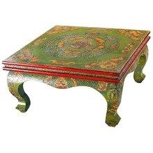 Столик для кана Кан-чжо, Династия Цин