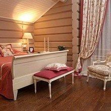 Фотография: Спальня в стиле Кантри, Классический, Современный, Квартира, Дома и квартиры – фото на InMyRoom.ru