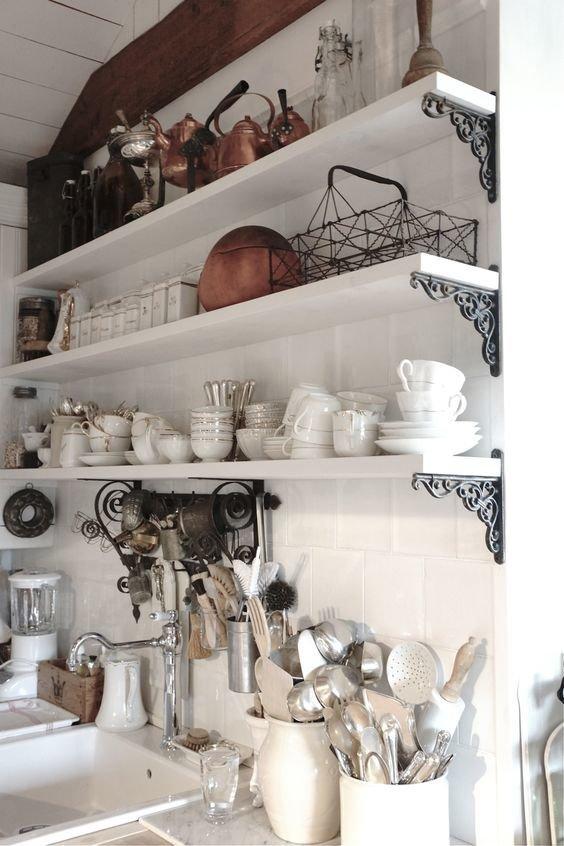 Фотография: Аксессуары в стиле Прованс и Кантри, Кухня и столовая, Советы – фото на InMyRoom.ru