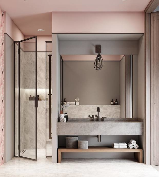 Фотография: Ванная в стиле Современный, Советы – фото на InMyRoom.ru