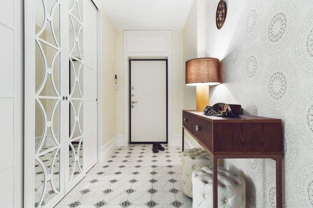 Фото из портфолио Квартира на Дальневосточной – фотографии дизайна интерьеров на INMYROOM