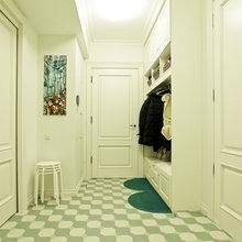Фотография: Прихожая в стиле Лофт, Скандинавский, Современный, Квартира, Проект недели – фото на InMyRoom.ru