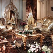 Фотография: Гостиная в стиле Классический, Декор интерьера, Декор дома, Минимализм, Переделка – фото на InMyRoom.ru