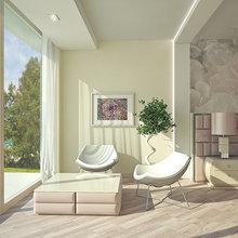 Фотография: Спальня в стиле Современный, Декор интерьера, Дом, Massive, Дома и квартиры, Проект недели, B&B Italia – фото на InMyRoom.ru