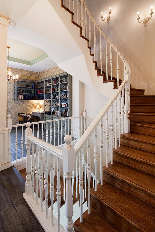 Фото из портфолио Дом в стиле Прованс – фотографии дизайна интерьеров на INMYROOM
