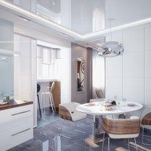 Фото из портфолио Дизайн квартиры для молодой семьи в г.Тюмень – фотографии дизайна интерьеров на InMyRoom.ru