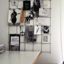 Фотография: Декор в стиле Лофт, Скандинавский, Кабинет, Интерьер комнат – фото на InMyRoom.ru