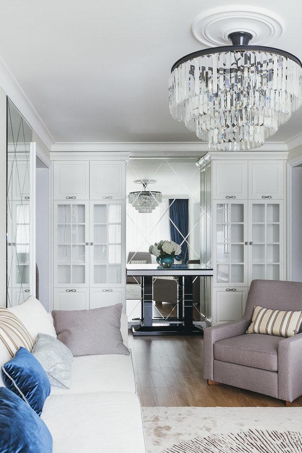 Дизайн: Anna Simonova Interior Studio