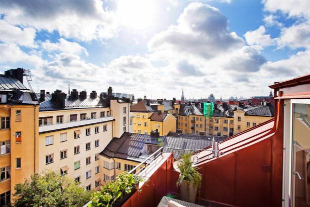 Фотография: Прочее в стиле , Лофт, Скандинавский, Малогабаритная квартира, Квартира, Дома и квартиры – фото на InMyRoom.ru