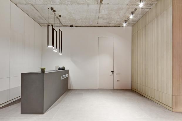 Фото из портфолио Мебель для офиса под заказ. Салон интерьеров A-partment – фотографии дизайна интерьеров на INMYROOM