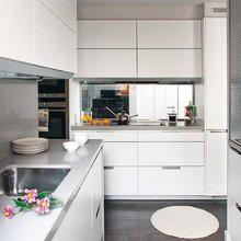 Фотография: Кухня и столовая в стиле Современный, Минимализм, Дом, Испания, Дома и квартиры – фото на InMyRoom.ru