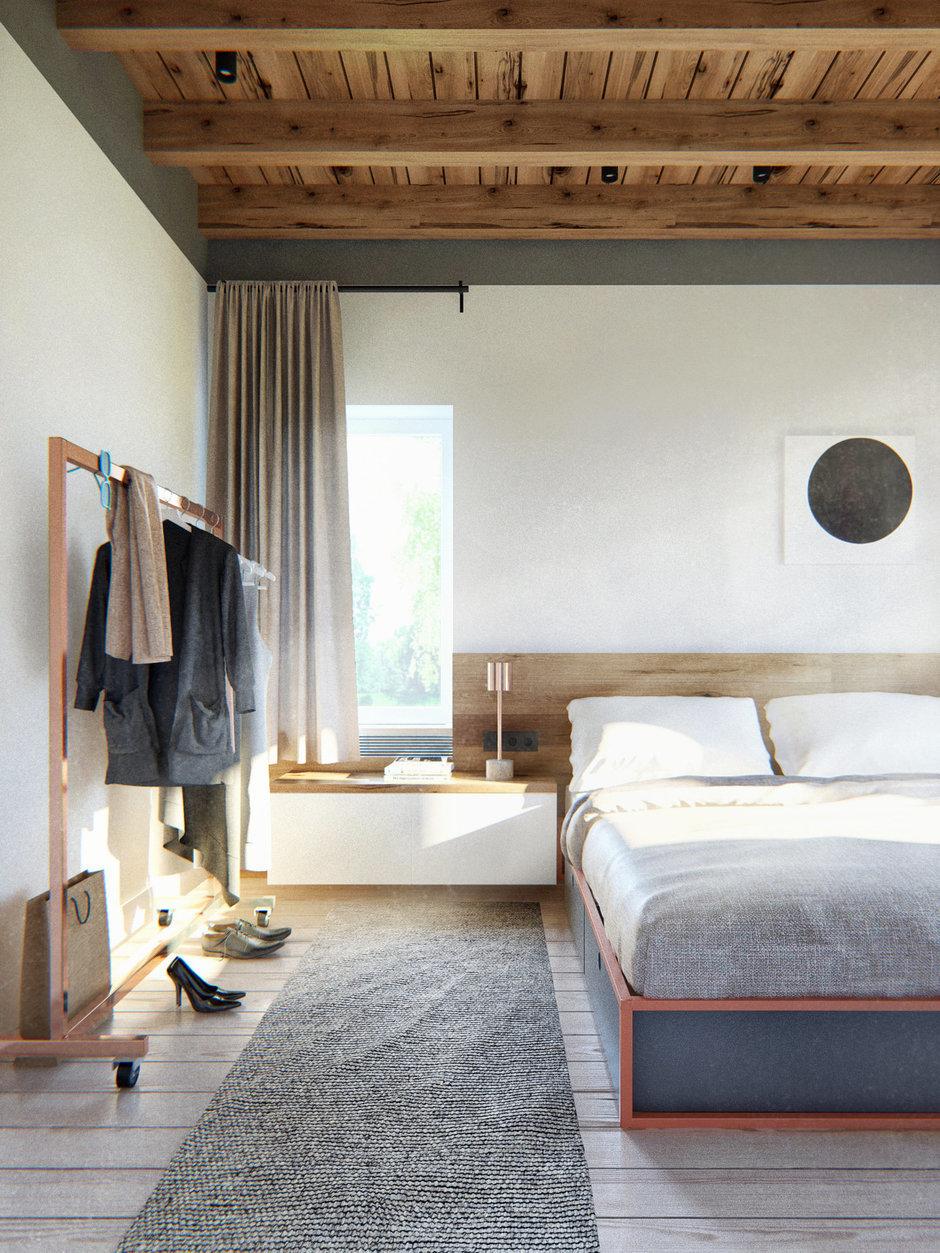 Фотография: Спальня в стиле Лофт, Дом, Дома и квартиры, IKEA, Проект недели – фото на InMyRoom.ru