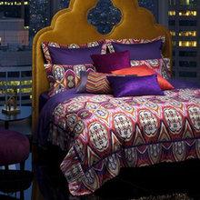 Фотография: Спальня в стиле Современный, Восточный, Эклектика – фото на InMyRoom.ru