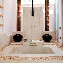 Фотография: Ванная в стиле Восточный, Эко, Дом, Тайланд, Дома и квартиры, Отель – фото на InMyRoom.ru