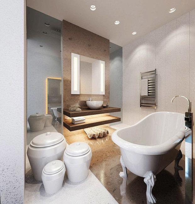Фотография: Ванная в стиле Восточный, Стиль жизни, Советы – фото на InMyRoom.ru