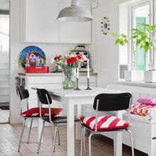Фото из портфолио Жизнерадостный и красочный интерьер – фотографии дизайна интерьеров на InMyRoom.ru