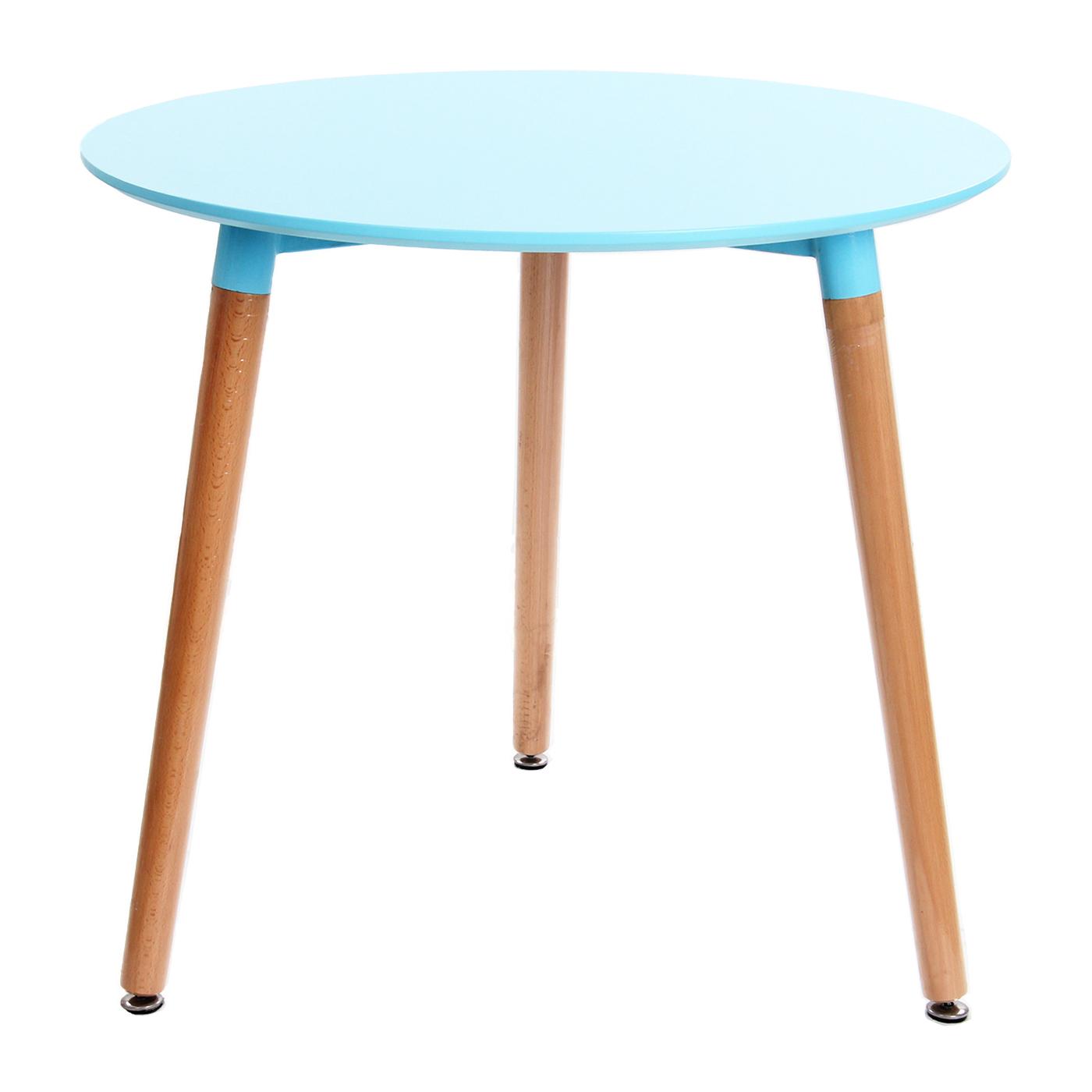 Купить Кофейный стол Лагуна на деревянных ножках, inmyroom, Китай