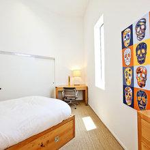Фотография: Спальня в стиле Скандинавский, Современный, Дома и квартиры, Интерьеры звезд – фото на InMyRoom.ru