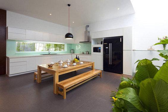 Фотография: Кухня и столовая в стиле Минимализм, Эко, Декор интерьера, Дом, Дома и квартиры – фото на InMyRoom.ru