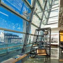 Фотография: Гостиная в стиле Кантри, Лофт, Современный, Квартира, Дома и квартиры – фото на InMyRoom.ru