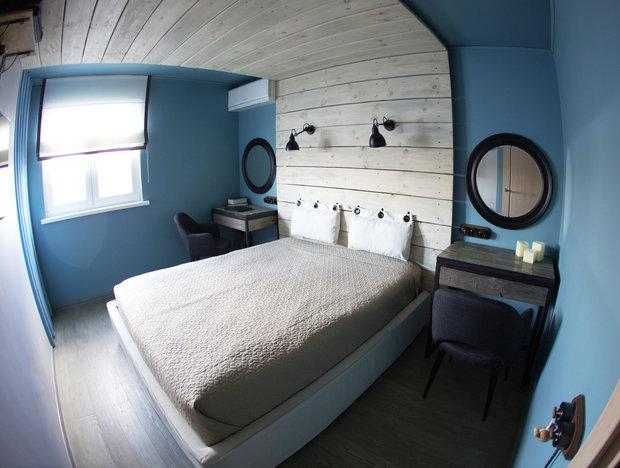 Фотография: Спальня в стиле Лофт, Скандинавский – фото на INMYROOM