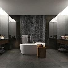 Фотография: Ванная в стиле Лофт, Дом, Дома и квартиры – фото на InMyRoom.ru