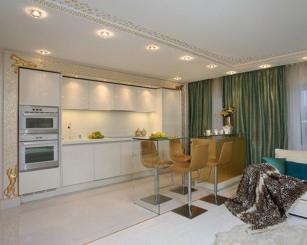 Фотография: Кухня и столовая в стиле Эклектика, Советы – фото на INMYROOM