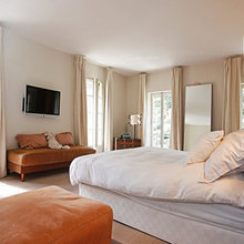 Фотография: Спальня в стиле Современный, Дом, Франция, Дома и квартиры, Прованс – фото на InMyRoom.ru
