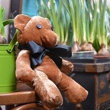 Фото из портфолио Переделка одной детской или сад в чемодане – фотографии дизайна интерьеров на InMyRoom.ru