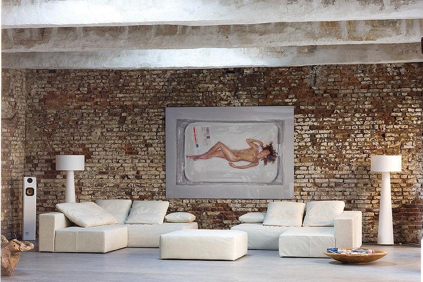 Фотография: Гостиная в стиле Прованс и Кантри, Лофт, Современный, Декор интерьера, Дом, Дома и квартиры, Архитектурные объекты – фото на InMyRoom.ru