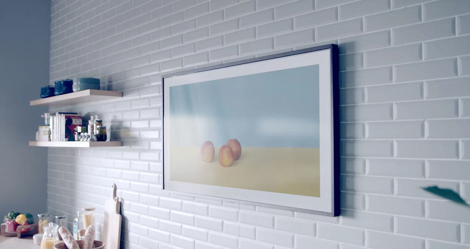 Телевизор The Frame, Samsung