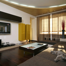Фото из портфолио Дизайн квартиры в современном стиле  – фотографии дизайна интерьеров на InMyRoom.ru