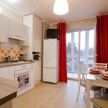 Фото из портфолио 1-но комнатная квартира (45.50 m²) – фотографии дизайна интерьеров на INMYROOM