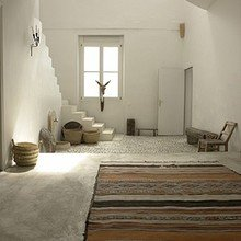 Фотография: Прихожая в стиле Минимализм, Интерьер комнат, Ковер – фото на InMyRoom.ru