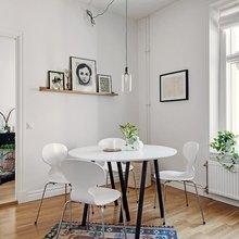 Фото из портфолио Tredje Långgatan 30 B, Linnéstaden  – фотографии дизайна интерьеров на INMYROOM