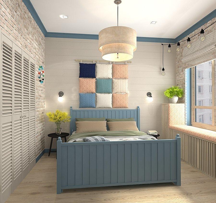 Фотография: Спальня в стиле Скандинавский, Квартира, Проект недели, Zi-Design Interiors – фото на InMyRoom.ru