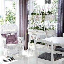 Фотография: Мебель и свет в стиле Кантри, Декор интерьера, Дом, Хранение, Декор, Декор дома – фото на InMyRoom.ru