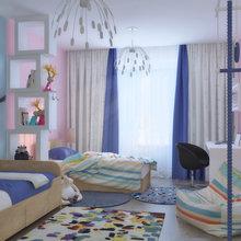 Фото из портфолио квартира малахово  – фотографии дизайна интерьеров на InMyRoom.ru