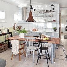 Фото из портфолио Сам себе дизайнер : как обустроить квартиру с нуля? – фотографии дизайна интерьеров на INMYROOM